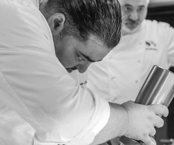 Riccardo La Perna and the current state of the catering sector