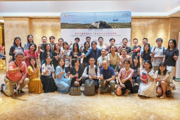 Doc Sicilia, vini in Cina: 944 partecipanti ai corsi di WineIta.com