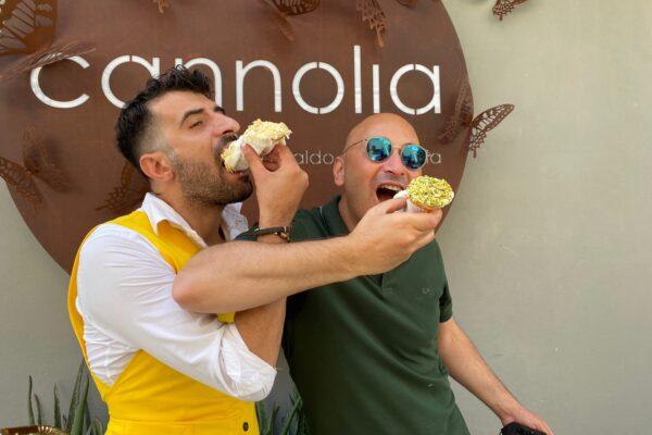 Cannolia fa il bis, dopo Scicli anche a Marina di Ragusa