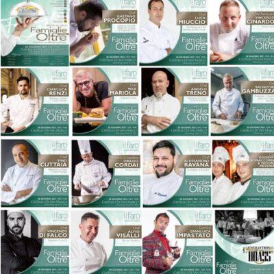 """14 chef per la serata benefica """"Il Faro- Famiglie oltre la disabilità"""""""