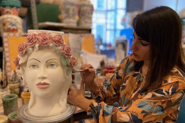 Elisabetta Castagnetta, tra arte e devozione