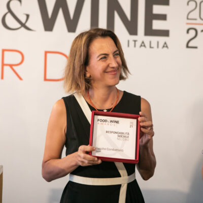 Food&Wine Italia Awards, trionfo per Le Cuoche Combattenti