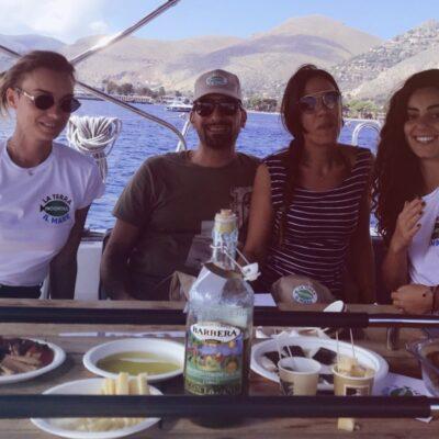 La Terra incontra il Mare, la promozione dell'olio d'oliva in barca a vela