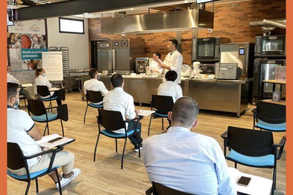 MAG Academy,  a lezione con Boccia, Forcone e Santin