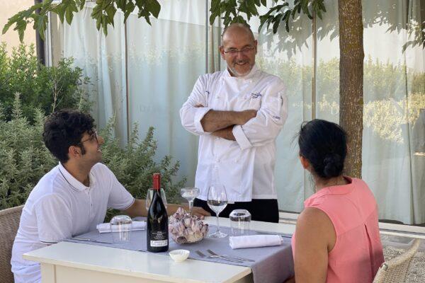 Il menu benessere dello chef Maurizio Urso